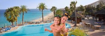Familienzeit im Robinson Club Esquinzo Playa