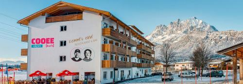 Winterurlaub in den Kitzbüheler Alpen