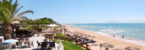 Sommerferien im Robinson Club Kyllini Beach