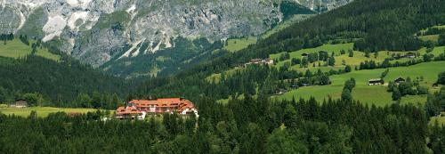 Auf in die österreichischen Berge