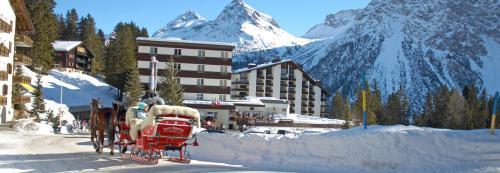 Robinson Arosa - Schweiz